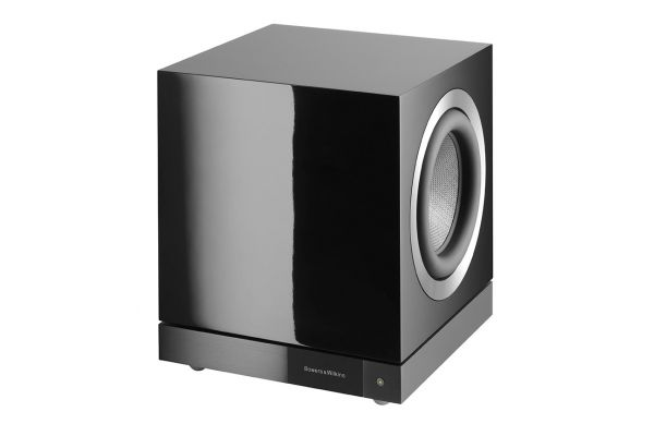 """Large image of Bowers & Wilkins 8"""" Gloss Black DB3D Subwoofer - FP38598"""