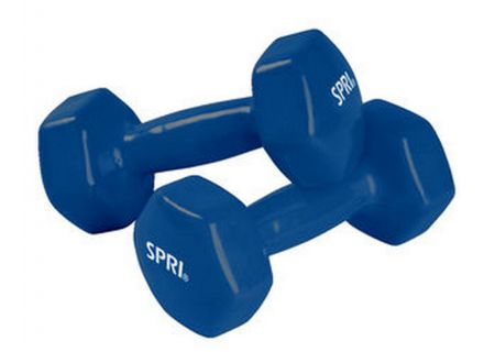 SPRI - DB-5 - Weight Training Equipment