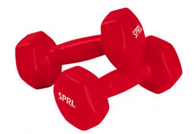 SPRI - DB-6 - Weight Training Equipment
