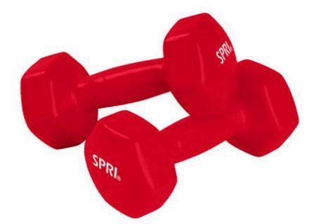 SPRI - DB-6 - Weight Training Equipment