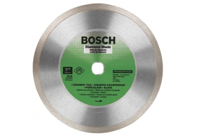 Bosch Tools - DB766C - Diamond Blades