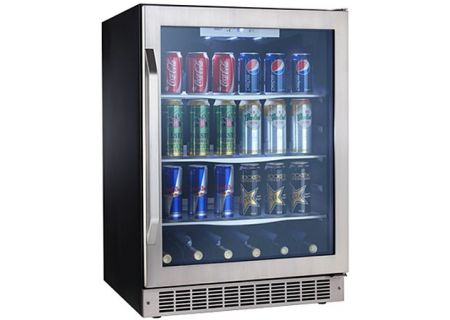 Danby - DBC162BLSST - Wine Refrigerators and Beverage Centers