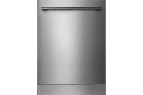 "Large image of Asko ADA 30 Series 24"" Built-In Stainless Steel Dishwasher - DBI663THS"