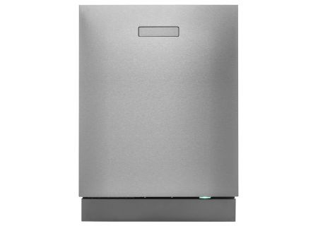 "Asko 40 Series 24"" Built In Stainless Steel Integrated Handle Dishwasher - DBI664IXXLSSOF"