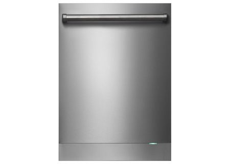 "Asko 40 Series 24"" Built In Stainless Steel Pro Handle Dishwasher - DBI664PHXXLS"