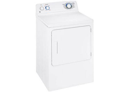 GE - DBSR463GGWW - Gas Dryers