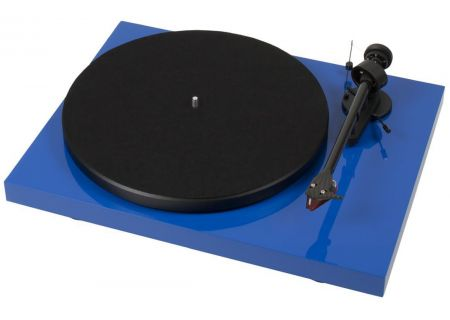 Pro-Ject - DCARBONDCBLUE - Turntables
