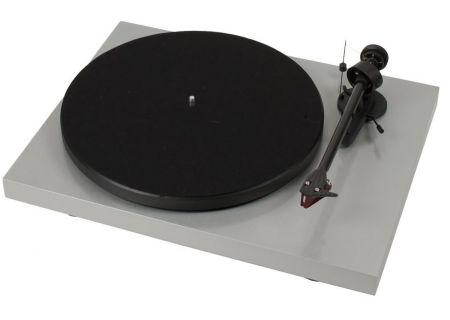 Pro-Ject Debut Carbon DC Silver Turntable - DCARBONDCSIL