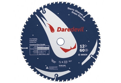 Bosch Tools - DCB1260 - Saw Blades