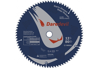 Bosch Tools - DCB1280 - Saw Blades