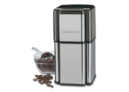 Cuisinart Grind Central Chrome Blade Coffee Grinder - DCG-12BC