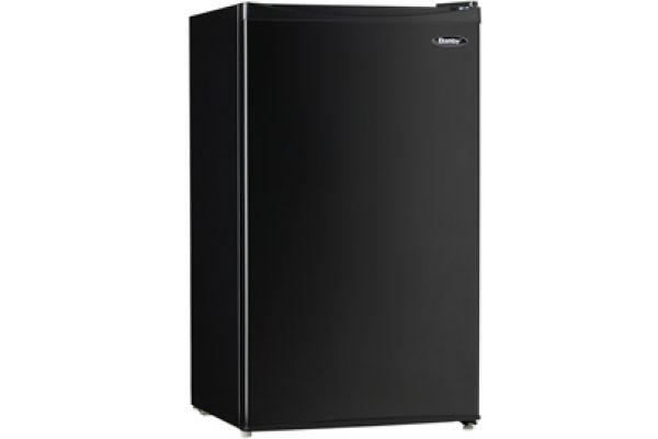 Danby 3.2 Cu. Ft. Black Compact Refrigerator  - DCR032C1BDB