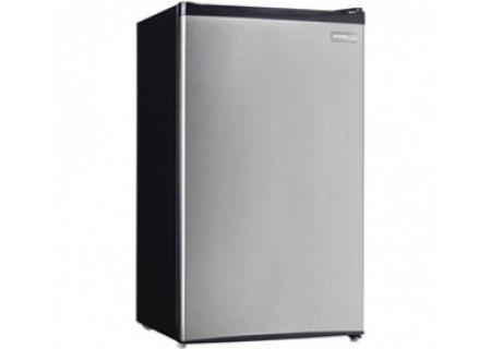 Danby 3.2 Cu. Ft. Stainless Steel Compact Refrigerator - DCR032C1BSLDD