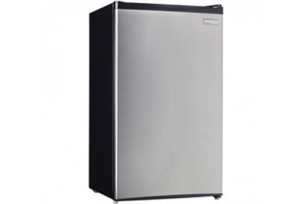 Danby 3.2 Cu. Ft. Stainless Steel Compact Refrigerator - DCR032C1BSLDD