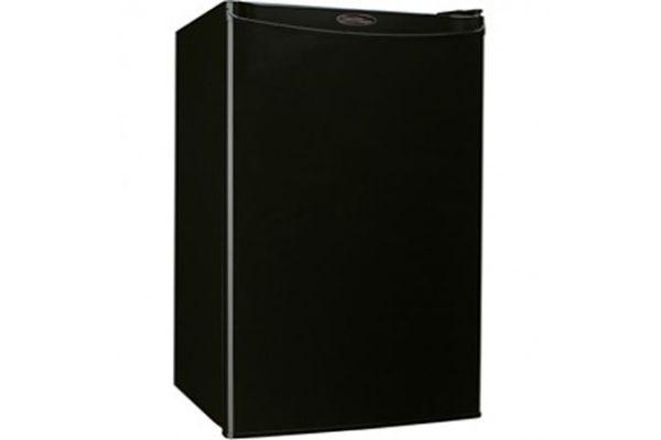 Danby Black Compact Refrigerator - DCR044A2BDD