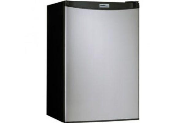 Danby 4.4 Cu. Ft. Stainless Steel Compact Refrigerator  - DCR044A2BSLDD