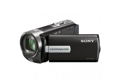 Sony - DCR-SX45/B - Camcorders