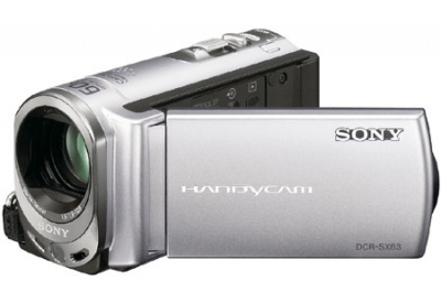 Sony - DCR-SX63 - Camcorders