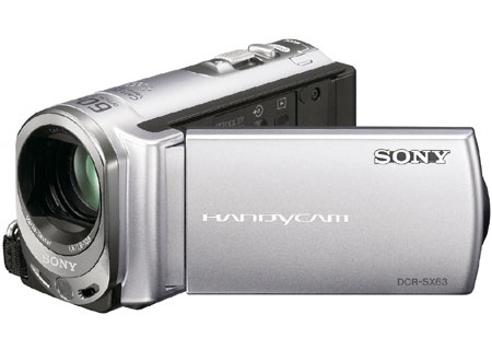 Sony - DCR-SX63 - Camcorders & Action Cameras