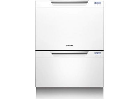 Fisher & Paykel - DD24DCTW7 - Dishwashers