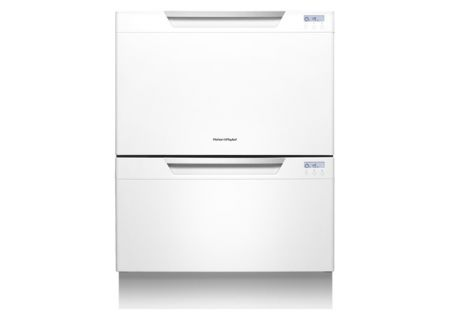 Fisher & Paykel - DD24DCW7 - Dishwashers