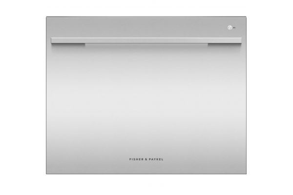 Large image of Fisher & Paykel ADA Stainless Steel Single DishDrawer Dishwasher - DD24SDFTX9N
