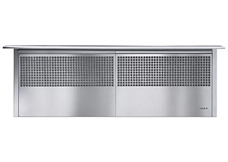 "Wolf 45"" Stainless Steel Downdraft Ventilation System - DD45"