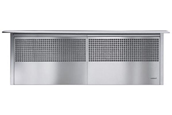 """Large image of Wolf 45"""" Stainless Steel Downdraft Ventilation System - DD45"""