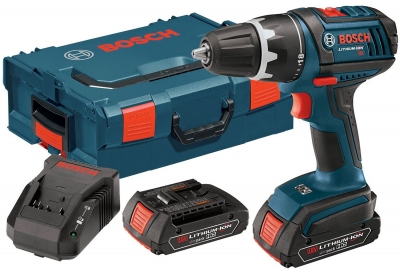 Bosch Tools - DDS181-02L - Cordless Power Tools
