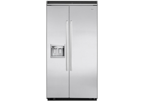 Viking - DDSB542D - Built-In Side-By-Side Refrigerators