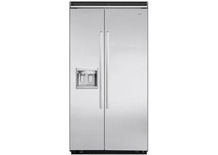 Viking - DDSB542D - Built-In Side-by-Side Refrigerators