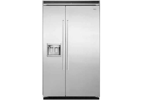 Viking - DDSB548D - Built-In Side-By-Side Refrigerators