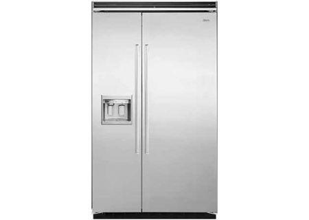Viking - DDSB548D - Built-In Side-by-Side Refrigerators