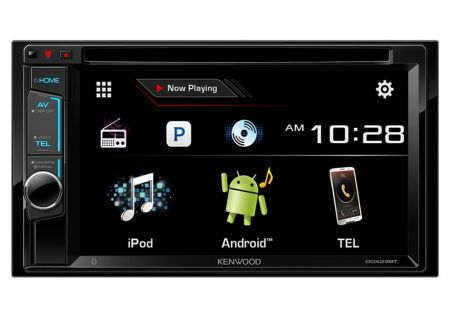 Kenwood - DDX-23BT - Car Stereos - Double DIN