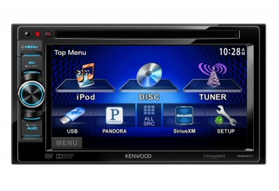 Kenwood - DDX271 - Car Stereos - Double DIN