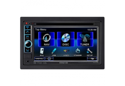 Kenwood - DDX318 - Car Stereos - Double Din