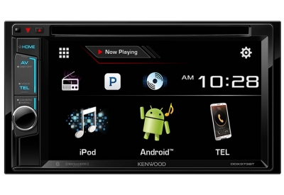 Kenwood - DDX-373BT - Car Stereos - Double DIN