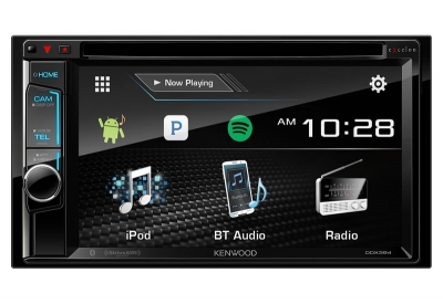 Kenwood - DDX-394-SAT - Car Video