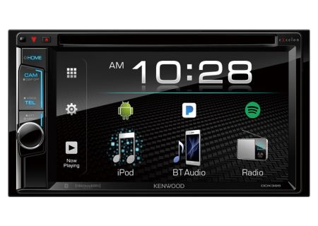 Kenwood - DDX-395 - Car Stereos - Double DIN