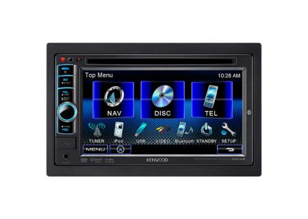 Kenwood - DDX418 - Car Stereos - Double DIN