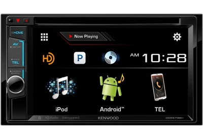 Kenwood - DDX-573BH - Mobile Video