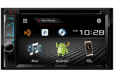 Kenwood - DDX-593 - Car Video