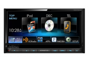 Kenwood - DDX7701HD - Car Stereos - Double Din