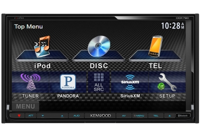 Kenwood - DDX790 - Car Stereos - Double Din