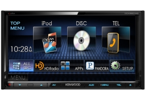 Kenwood - DDX8901HD - Car Stereos - Double Din