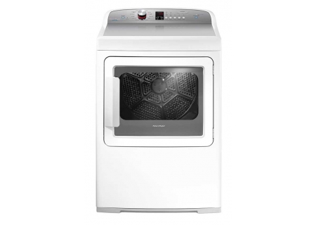 Fisher & Paykel Aerocare White Electric Dryer - DE7027P2