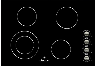 Dacor - DECT304B - Electric Cooktops
