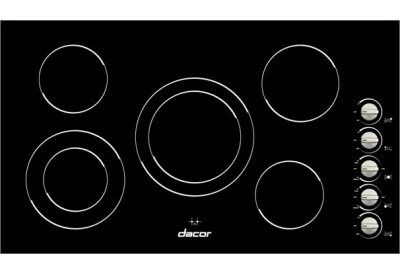 Dacor - DECT365B - Electric Cooktops