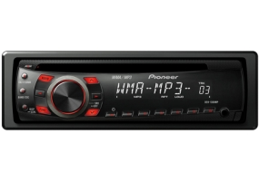 Pioneer - DEH-1300MP - Car Stereos - Single Din