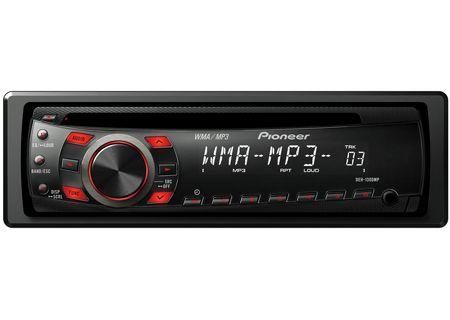 Pioneer - DEH-1300MP - Car Stereos - Single DIN